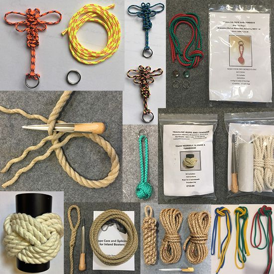 DIY Rope Work Kits