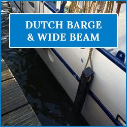 Dutch Barge & Wide Beam