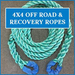 4x4 Off Road & Recovery Ropes
